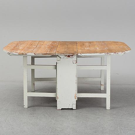 Slagbord, allmoge, 1800-talets första hälft.