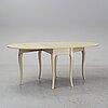 A gate-legged table, 'gamla sverige', Åmells, gnesta.