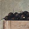 Philip von schantz, oil on canvas. signed and dated -83.