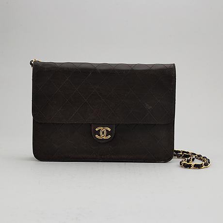 "Chanel, ""classic flap bag"", handbag 1997-99."