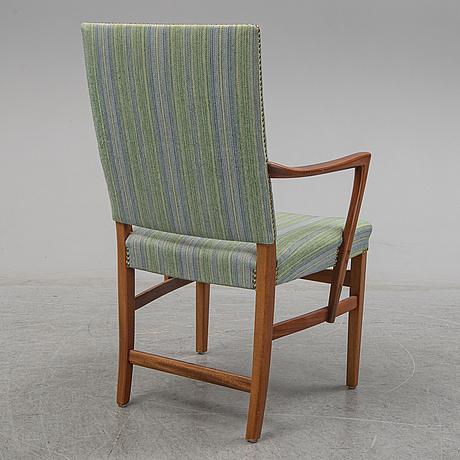 Carl malmsten, stolar 4 st samt en karmstol.