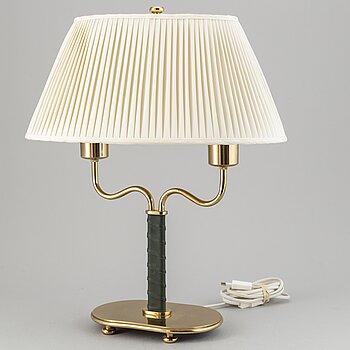JOSEF FRANK, a model 2388 brass table light, Svenskt Tenn.