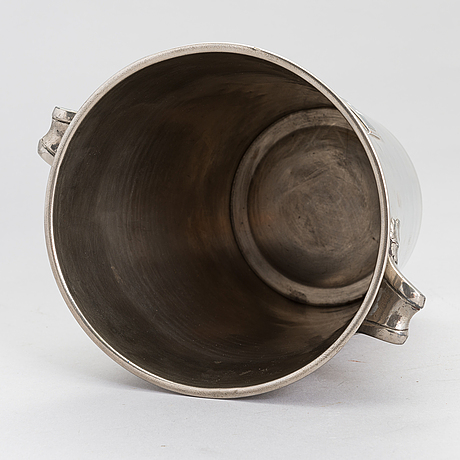 A champagne cooler bucket, france, mid 20th century..