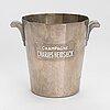 Champagne cooler, charles heidsieck, argit, france 1920s-30s.