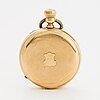 Pocket watch, 46 mm.