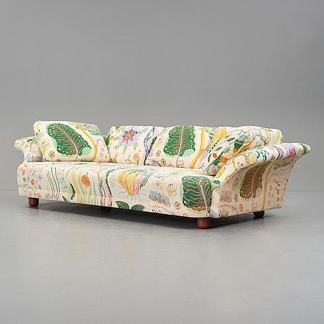 "Josef frank, a ""liljevalchs"" sofa, svenskt tenn, sweden."
