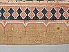 A kilim, an antique shushtar, the khuzestan province, the southwest of iran, ca 380-385,5 x 184-192 cm.