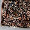 Matta, antik bidjar, ca 220-228 x 138-141 cm.