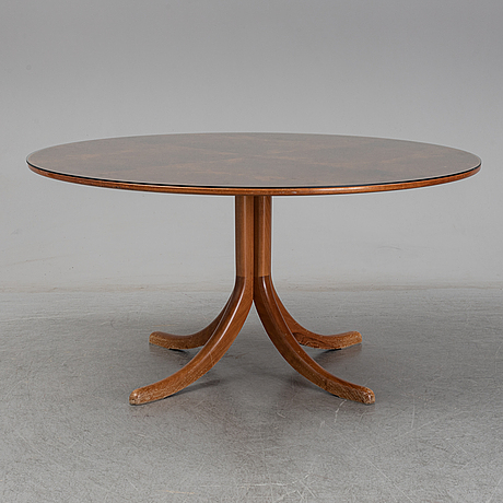 Josef frank, a dining table, model 1020, svenskt tenn, before 1985.