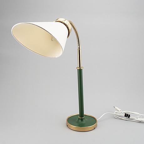 Josef frank, a model 2434 desk light from svenskt tenn.