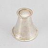 A swedish silver beaker, 1789.