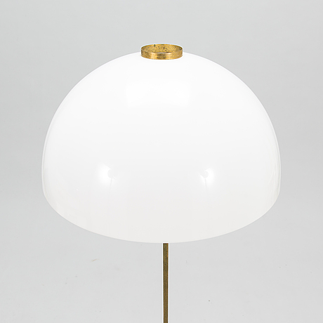 Yki nummi, golvlampa, modell 30-008, stockmann orno 1960-tal.