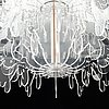 Sander mulder, a 'therese' ceiling light.