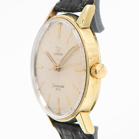Omega, seamaster 600, wristwatch, 34 mm.