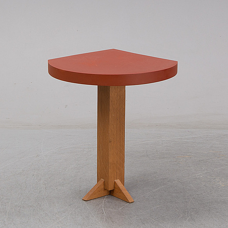"""Sebastian wrong, """"niche table"""", limited """"bespoke"""" edition, for the wrong shop, london 2011."""