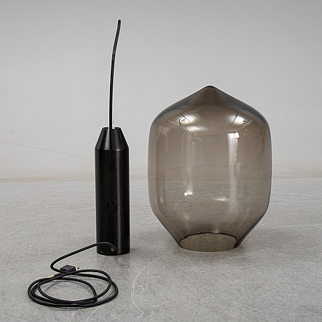 "Ronan & erwan bouroullec,""lighthouse lamp"", ""bespoke edition"" forestablished & sons, 2010."