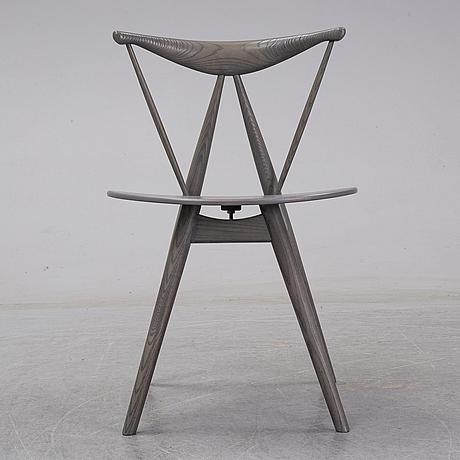 """Vilhelm wohlert,""""piano chair"""", stellar works, 2012."""