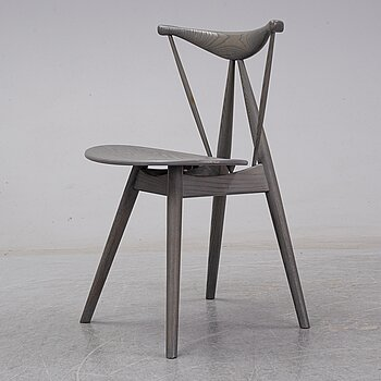 "VILHELM WOHLERT,""Piano Chair"", Stellar Works, 2012."