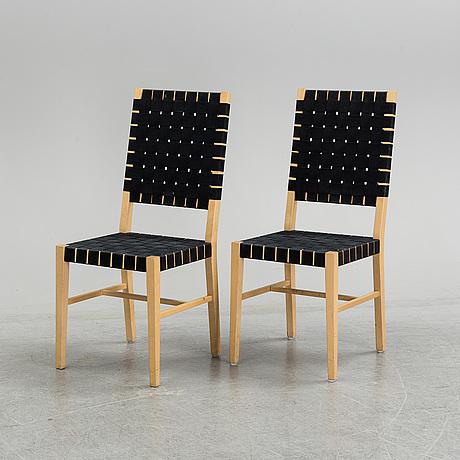 Marit stigsdotter, four 'allegro' chairs, stolab.