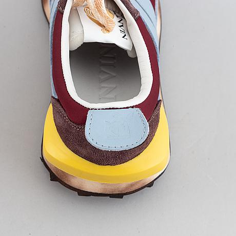 Lanvin, jl nylon sneakers, size 41 european.