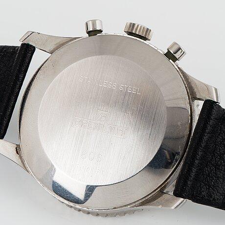 Breitling, navitimer, chronograph.