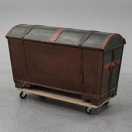 Kista, daterad 1855.