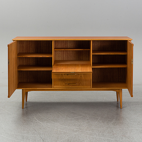 A teak sideboard from the 1950's.