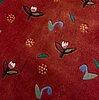 "A carpet, "" summer dream ii"" kasthall, gunilla lagerhem-ullberg, ca 299 x 196  cm."