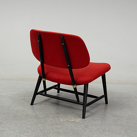 A 'te-ve' easy chair by alf svensson.