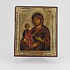 A russian icon 20th century.