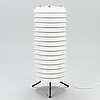 Ilmari tapiovaara, a 'maija mehiläinen' floor lamp for  asko/hienoteräs. designed 1955.