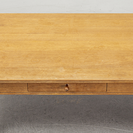 Annika reuterswÄrd, a 'gustav' cherry wood coffee table, fogia.