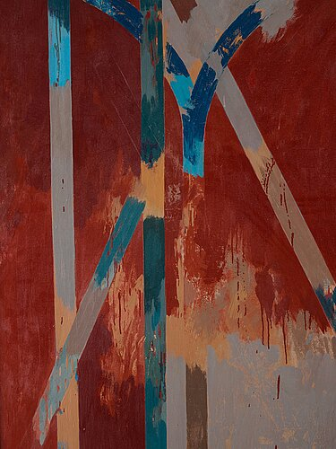 """Louis cane, """"no 78-94"""" from the series """"arches""""."""