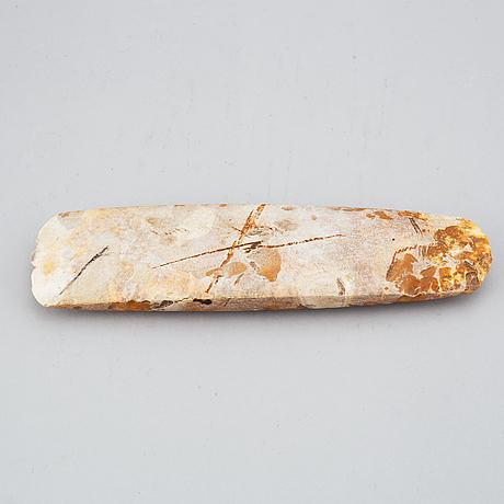 Flintyxa, troligen yngre stenåldern.