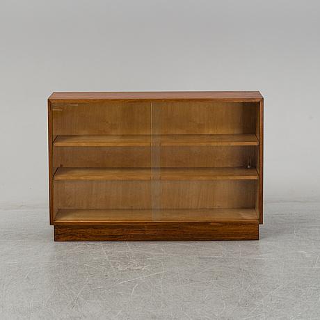A walnut cabinet, 1930's.