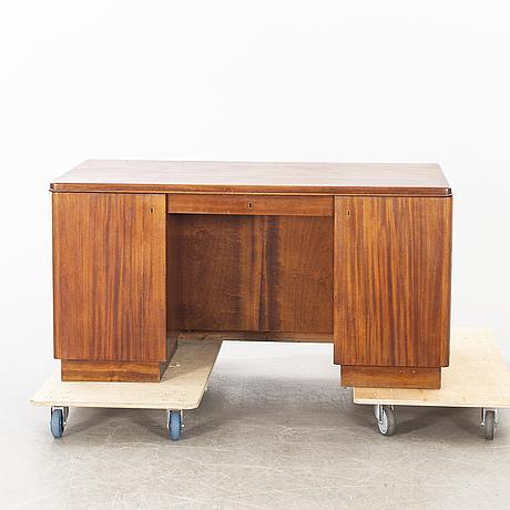 Skrivbord, 1900-talets mitt.