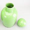 Lockurna och urna  cenedese vetri, murano, ca 1970 glas.