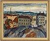 Erling Ärlingsson, oil on canvas, signed.