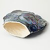 Birger kaipiainen, a ceramic sculpture, arabia, finland 1960's.