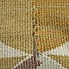 Anna-greta sjöqvist, a carpet, flat weave, ca 259-260 x 186-189 cm,