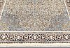Matto, kashmir silk, ca 325 x 210 cm.