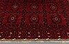 Matta, afghan, ca 342 x 250 cm.