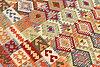 A carpet, kilim, ca 293 x 197 cm.