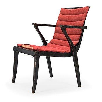 Alvar Aalto and Otto Korhonena late 1920's '50101' armchair for O.Y. Huonekalu- ja Rakennustyötehdas A.B.