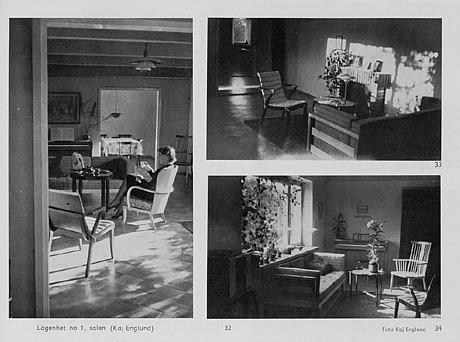 Alvar aalto och otto korhonen, karmstol, modell 50101,  o.y. huonekalu- ja rakennustyötehdas a.b. 1920-talets slut.