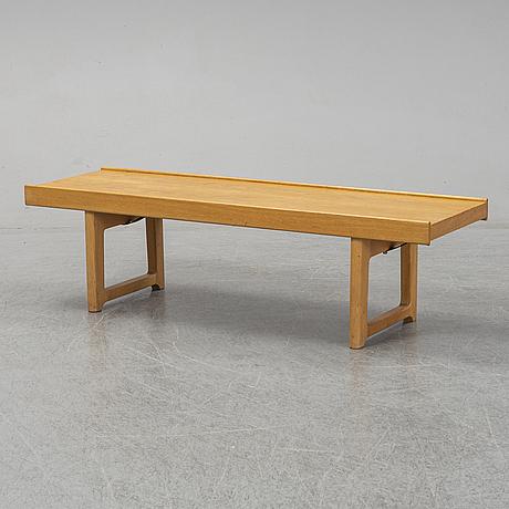 "TorbjØrn afdal, bench, ""krobo"", bruksbo, mellemstrand, norway, second half of the 20th century."