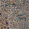 A carpet, semi-antique  persian possibly esfahan/tehran/kashan ca 259 x 156 cm.