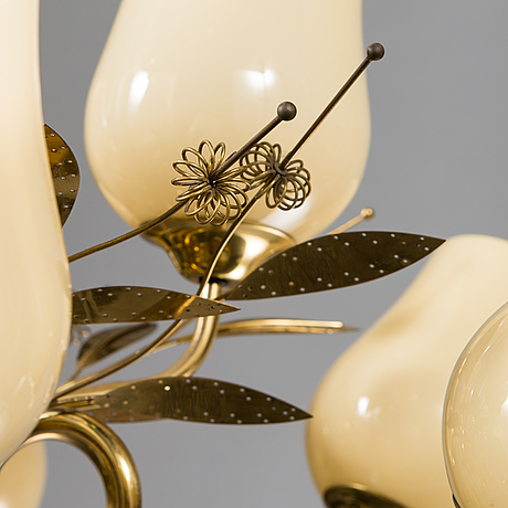 An early 1960's 'er85/9' chandelier for itsu.