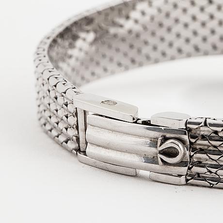 Omega, wristwatch, 20 mm.