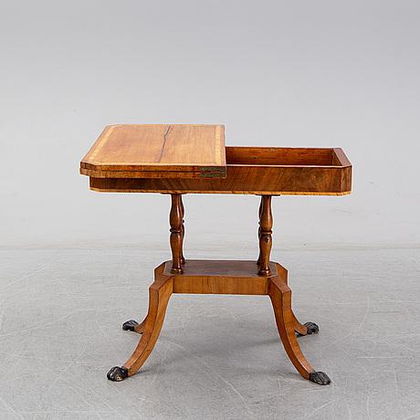 Spelbord, 1800-talets mitt.